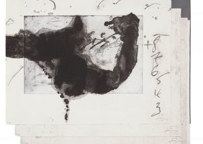 Antoni Tapies – Tapies 3 etchings