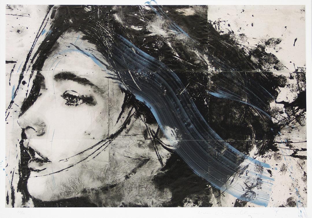 Lidia Masllorens litho 11 blue ed50 155×215