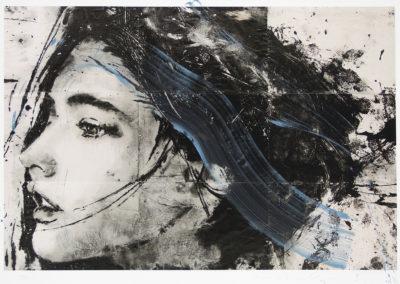 Lidia Masllorens litho 11 blue ed 50 155×215